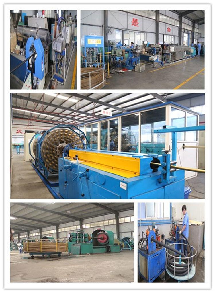 hydraulic hose r15 factory