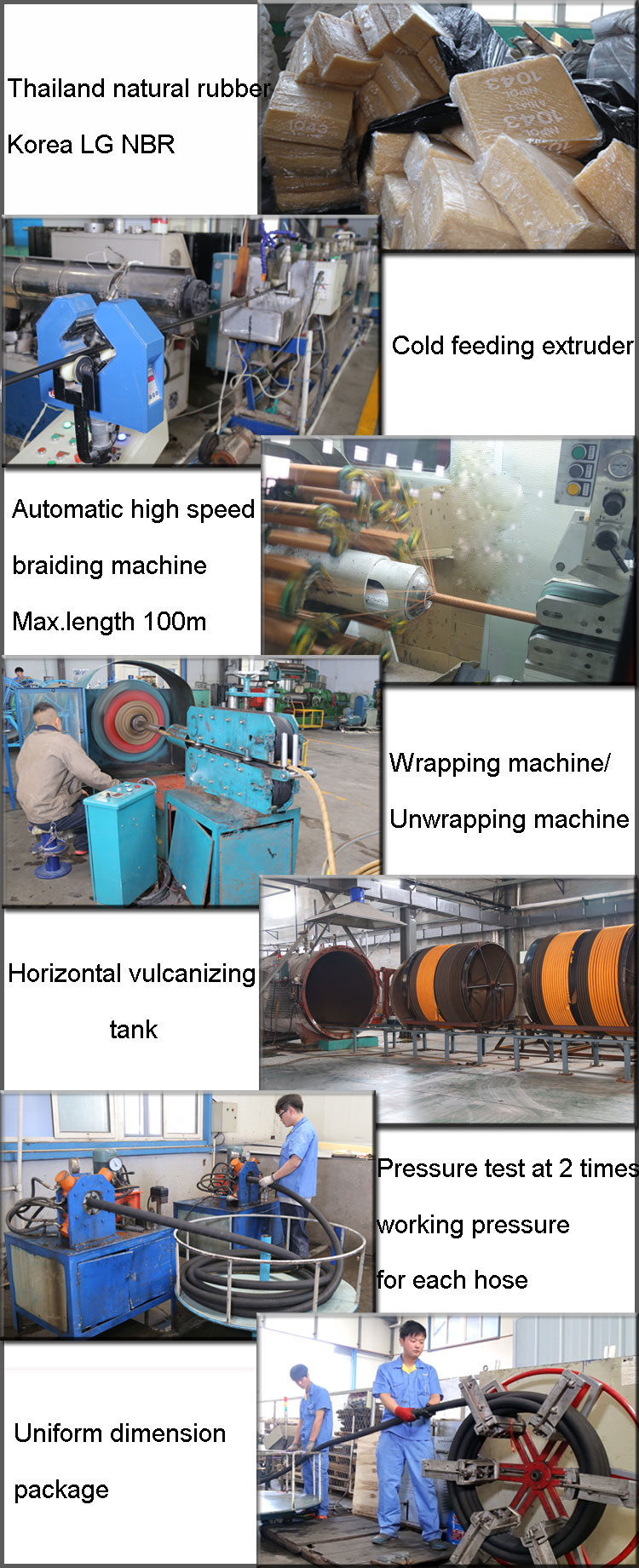 mixed air hose factory