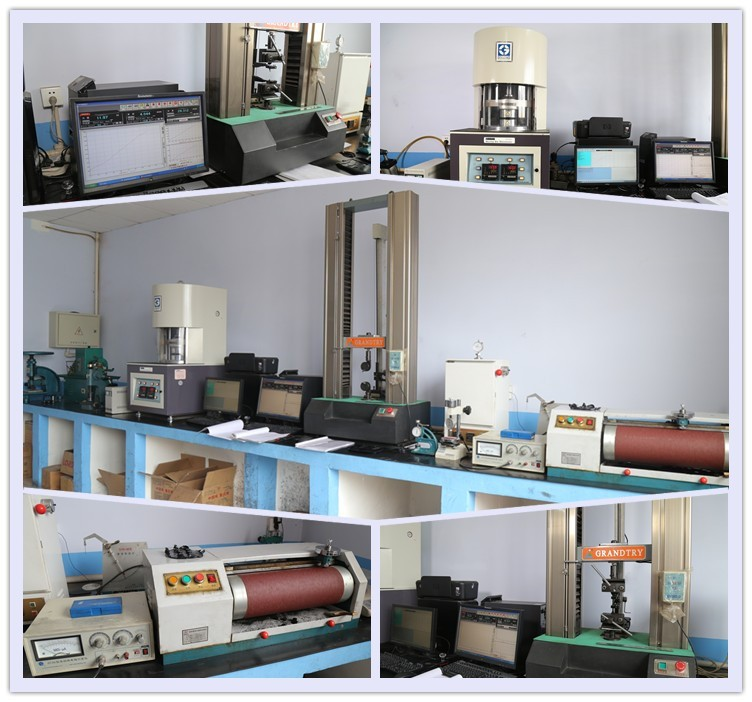 Hydraulic Rubber Hose SAE100 R7 laboratory